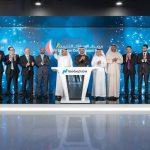 Emirates NBD rings market-opening bell to celebrate listing of $750 million bond on Nasdaq Dubai