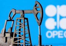 OPEC daily basket price stood at $45.21 a barrel Tuesday