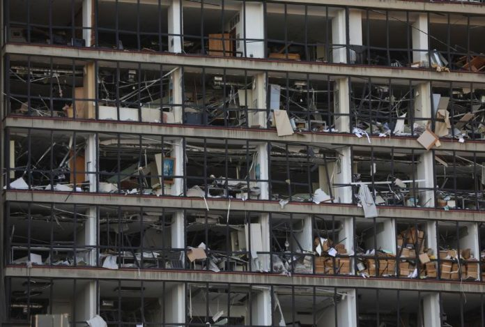 Death toll from Beirut blast reaches 100, expected to rise: Lebanese Red Cross