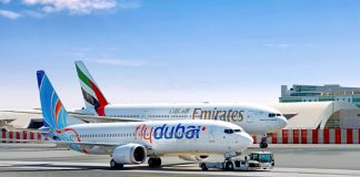 Emirates and flydubai reactivate partnership offering seamless travel to over 100 destinations through Dubai
