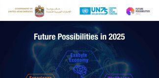 UAE Government, UN75 launch 'Future Possibilities Report 2020'