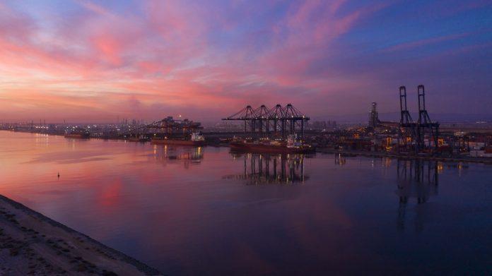 SOHAR Port and Freezone
