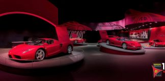 Ferrari World Abu Dhabi launches all-new 'Hypercars - Evolution of Uniqueness' exhibition