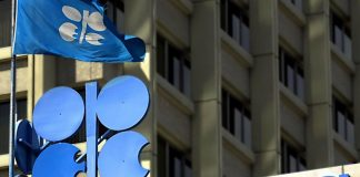 OPEC daily basket price stood at $45.30 a barrel Tuesday