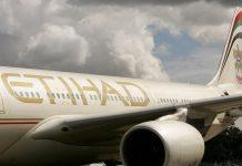 Abu Dhabi's Etihad Airways Extends Staff Wage Cut Until Year-End