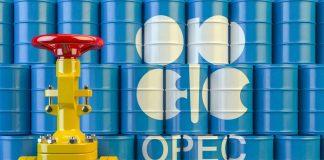 OPEC daily basket price stood at $41.64 a barrel Monday