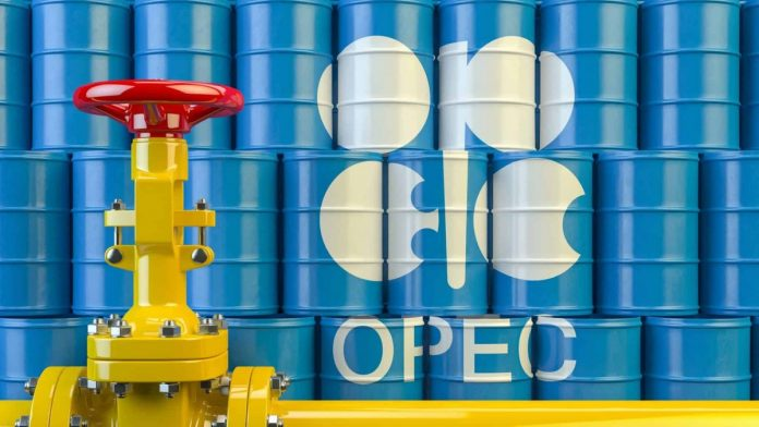 OPEC daily basket price stood at $41.64 a barrel Monday