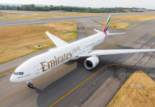 Emirates expands network further with restart of flights to Muscat, Entebbe