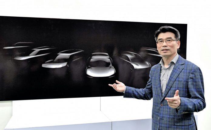 Kia's future EV product strategy announcement