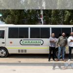 Caravan Expands Ground-Breaking Carlift Bus Services in Dubai, Sharjah, Ajman & Across UAE