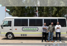 Caravan Expands Ground-Breaking Carlift Bus Services in Dubai, Sharjah, Ajman & Across UAE