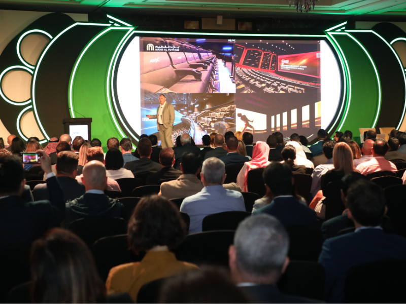 First-of-its-kind conference to take place at a movie theatre in Dubai  3rd Edition of META Cinema Forum- Hybrid Edition to screen at VOX Cinemas