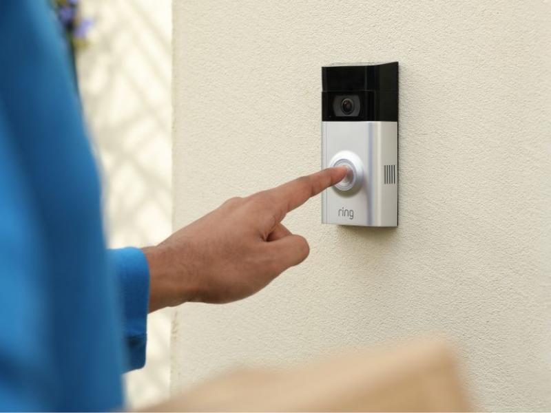 How video doorbells make contactless deliveries safer