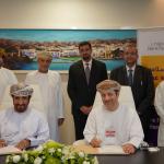 Bank Nizwa Signs Financing Agreement With Nakheel Oman Development Company