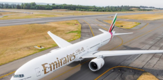 Emirates expands network further with restart of flights to Muscat and Entebbe