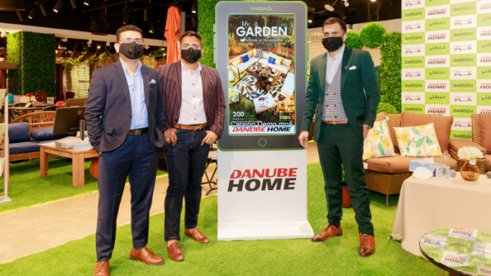 """Danube Home launches its all new """"My Garden 2021"""" E-Catalogue!"""