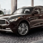 Compact and premium INFINITI QX50 available at EMI as low as OMR 153
