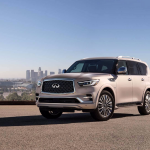 Improved Style, Tech and Luxury - the 2021 Infiniti Qx80 Debuts in the Middle East