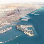 """""""Dubai Maritime City marks 70% completion of Phase I of infrastructure works"""" is locked Dubai Maritime City marks 70% completion of Phase I of infrastructure works"""