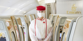 Emirates honoured with Best Airline Worldwide award, tops four other categories at Business Traveller Middle East Awards 2020