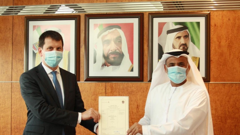 Wizz Air Abu Dhabi receives its Air Operator Certificate