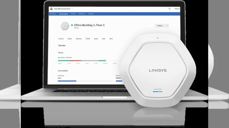 Linksys Business Division Rolls Out Linksys Cloud Manager 2.0