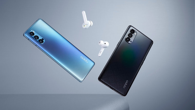 OPPO marks five years of 5G with the launch of all-new Reno4 Series
