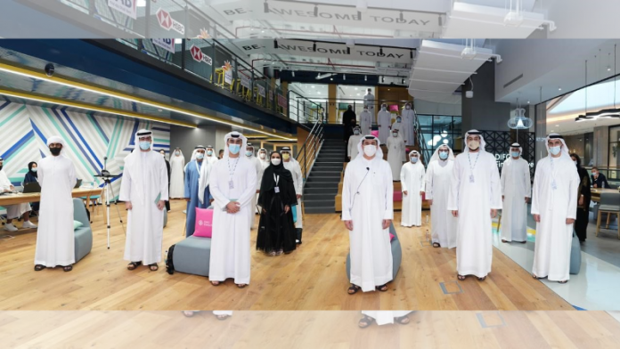 Dubai International Financial Centre hosts inaugural cohort of Emirati students from the Federal Youth Authority's Young Economist Programme