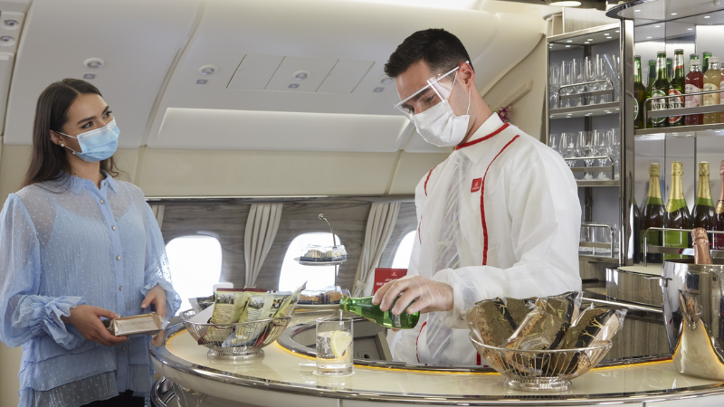 Emirates redesigns signature onboard experience