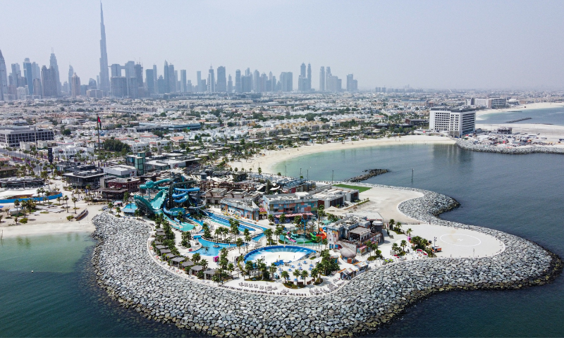 Enjoy Dubai's Coolest Waterpark at Just Aed 99 Throughout October!