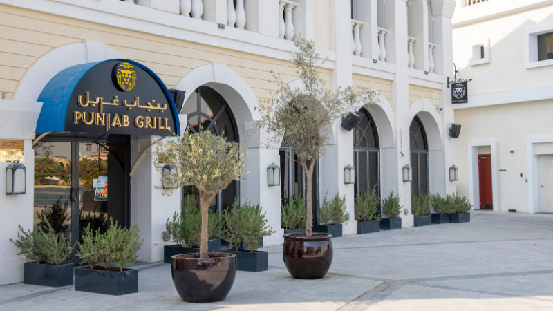 Super Eats Investment Re-Launches Punjab Grill In Abu Dhabi
