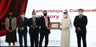 Tristar Awarded by Arabia CSR Network for its Health and Safety Programme