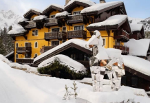 Cheval Blanc Courchevel Opening for the Winter Season on December 16th 2020