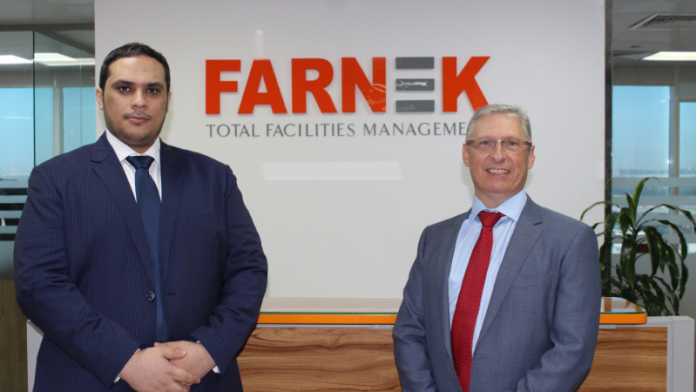 Farnek steps up Abu Dhabi business growth strategy with new management appointments in the capital