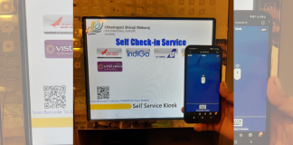 Mumbai Airport introduces mobile-enabled kiosks to meet new COVID-19 requirements