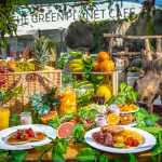 Fancy a Family Picnic Brunch With the Sloths at the Green Planet Dubai?