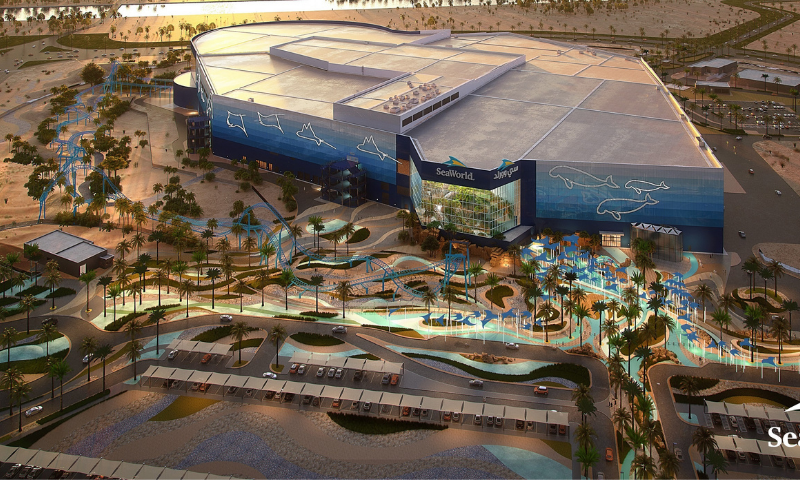 Miral announces over 40% construction completion of SeaWorld Abu Dhabi