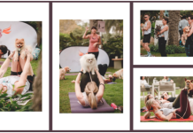 Bounty Beets Hosts Puppy Pilates