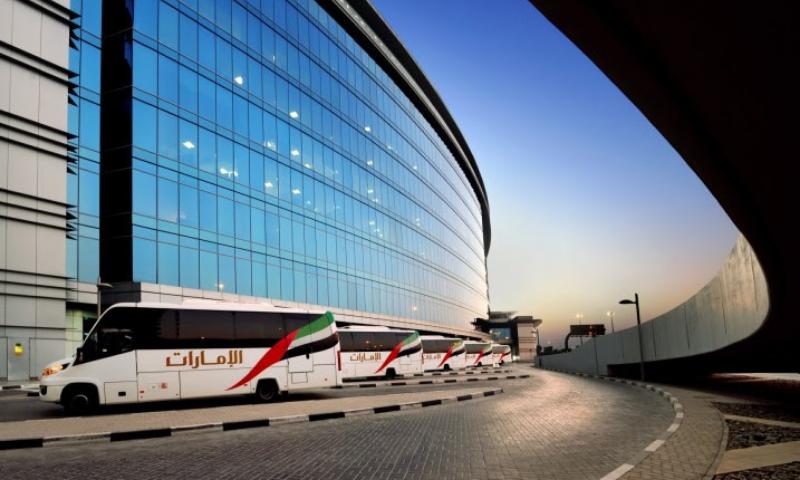 Emirates starts on greener road journeys for crew in Dubai