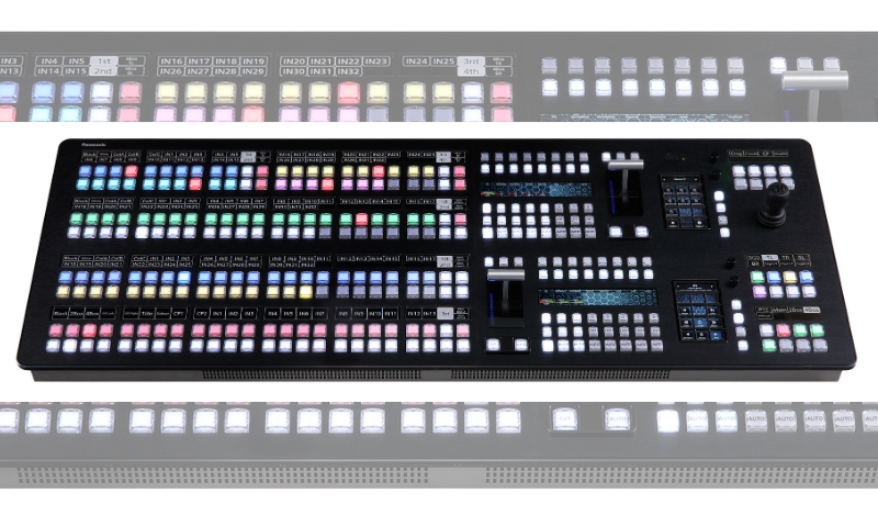 Panasonic releases KAIROS, next-gen live video production platform
