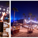 Toast to Al Fresco Season with Dinner In The Sand!