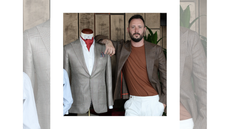 Ascots & Chapels Autumn/Winter 2020- 2021 Collection: Heritage Redefined