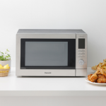 Make convenient cooking healthier and tastier with Panasonic NN-CD87 Convection Microwave Oven