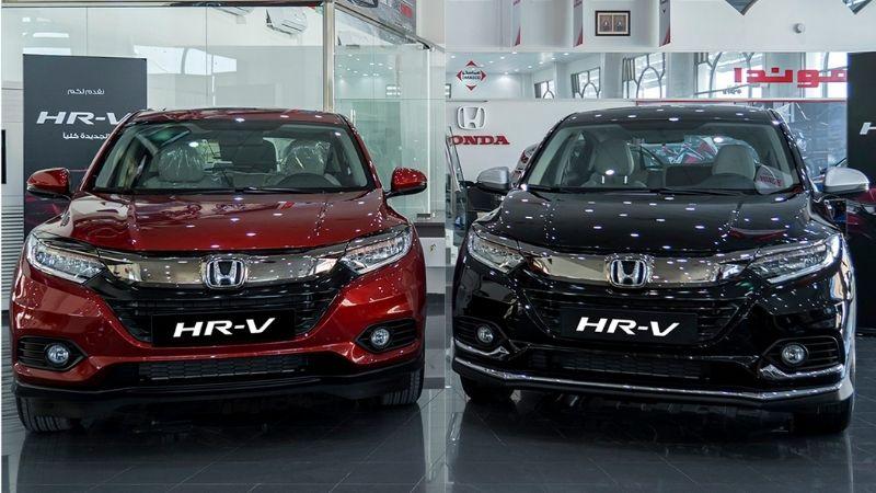 Omasco Unveils Refreshed 2021 Honda HR-V