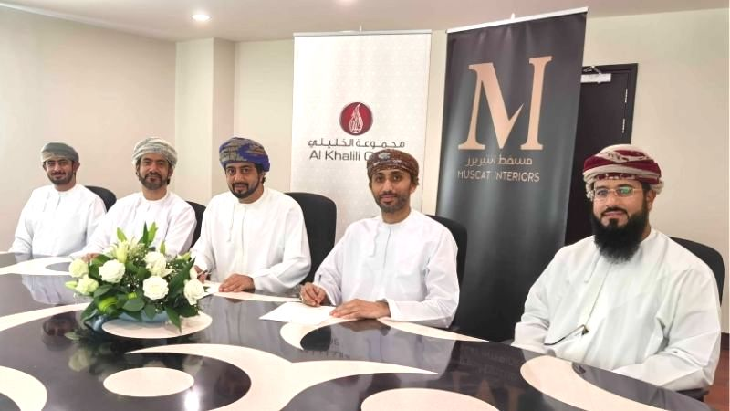Al Khalili Group Appoints Muscat Interiors For Interior Design & Fit-Out For Its Real Estate Development Projects