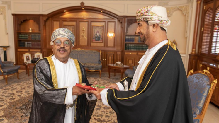 HM Confers Orders Of Merit, Commendation On Some Omani Citizens