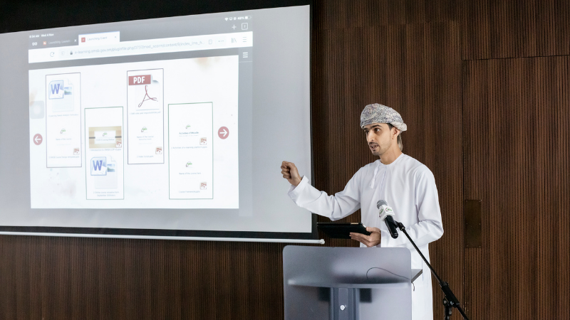 OMSB Launches Health E-Learning Platform 'Tebyan' In Oman