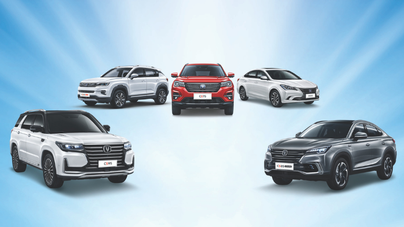Premium Automotive Brand 'CHANGAN' Launched In Oman