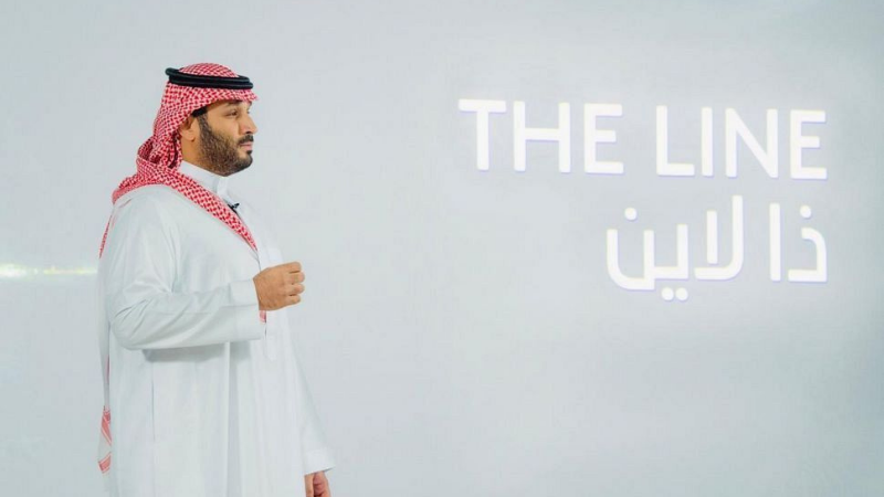 Everything You Need To Know About Saudi Arabia's 'The Line' Project