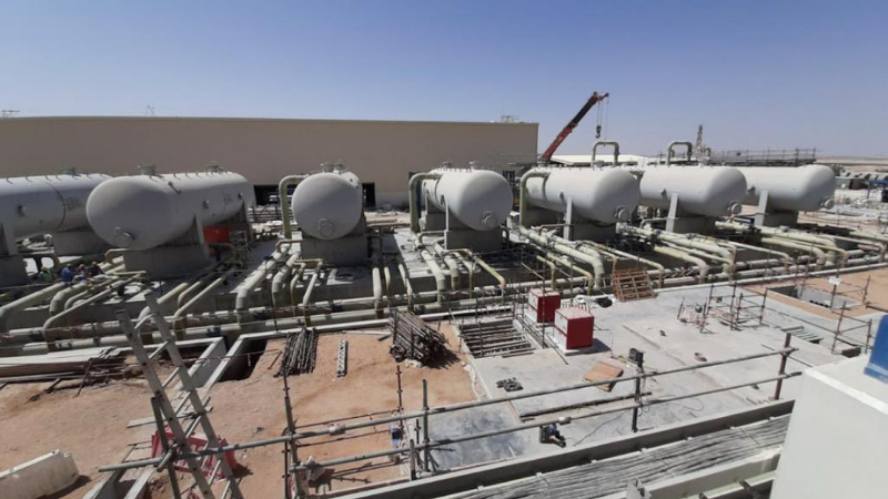 Duqm Integrated Power-Water Plant Begins Trial Operations After First Gas Supply